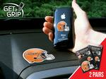Click here to learn more about the Cleveland Browns Get a Grip 2 Pack.