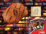 Click here to learn more about the St. Louis Cardinals Fanbrand 2 Pack.