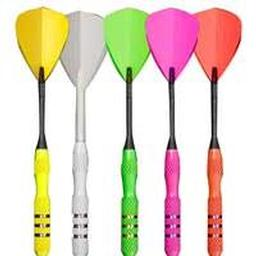 Click here to learn more about the Bottelsen 18 Gram Neon Soft Tip Darts.