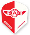 Click here to learn more about the Marathon Fat Heavy Duty Standard Red Dart Flights.