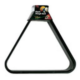 Resin Plastic Triangle Billiard Ball Rack