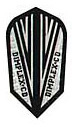 GLD Silver and Black Dimplex 9609 Dart Flights