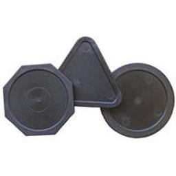 Click here to learn more about the Air Hockey Pucks - Assorted shapes.