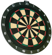 Click here to learn more about the Bull Blaster Soft Tip Dartboard.