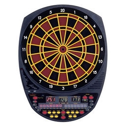 Click here to learn more about the Arachnid Inter-Active 3000 Electronic Dartboard.