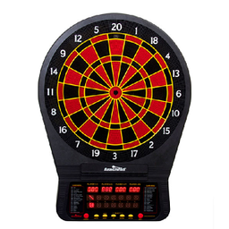 Click here to learn more about the Arachnid CricketPro 670 Electronic Dartboard.
