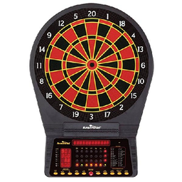 Click here to learn more about the Arachnid CricketPro 750 Electronic Dartboard.