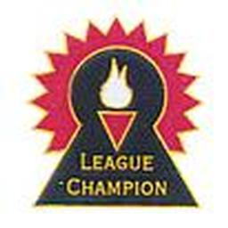 "The ""League Champion"" Award Pin"