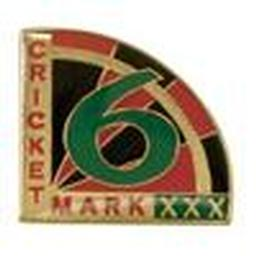Award Pins - Cricket Mark 6