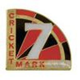 Award Pins - Cricket Mark 7