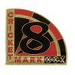 Award Pins - Cricket Mark 8