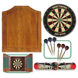 Click here to learn more about the Dart World Early American Darts Kit.