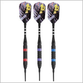 Black Ice Soft Tip Darts