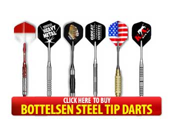 Bottelsen Darts - Steel Tip