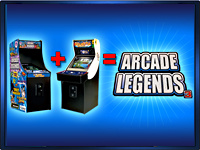 Arcade Legends + Golden Tee Four! = Arcade legends 3!