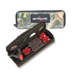 Click here to learn more about the Metroline Mini Deluxe Dart Case-Camo.