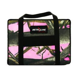 Click here to learn more about the Metroline Pink Camo Executive Dart Case.