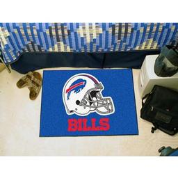 "Click here to learn more about the Buffalo Bills Starter Rug 20""x30""."