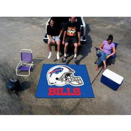 Click here to learn more about the Buffalo Bills Tailgater Rug 5''x6''.