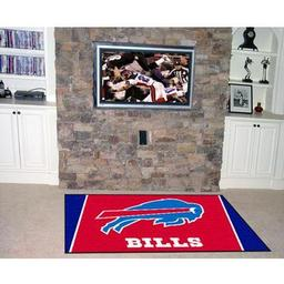 Click here to learn more about the Buffalo Bills Rug 4''x6''.