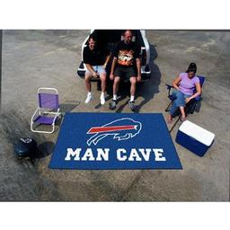Click here to learn more about the Buffalo Bills Man Cave UltiMat Rug 5''x8''.