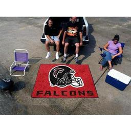 Click here to learn more about the Atlanta Falcons Tailgater Rug 5''x6''.