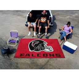 Click here to learn more about the Atlanta Falcons Ulti-Mat 5''x8''.