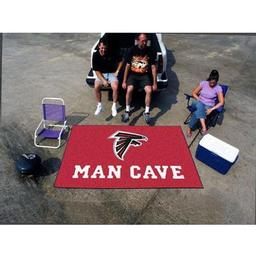 Click here to learn more about the Atlanta Falcons Man Cave UltiMat Rug 5''x8''.