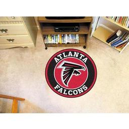 Click here to learn more about the Atlanta Falcons Roundel Mat.