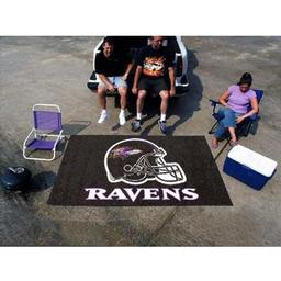 Click here to learn more about the Baltimore Ravens Ulti-Mat 5''x8''.