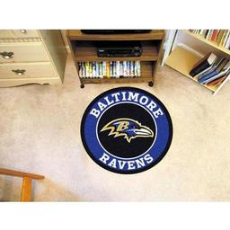 Click here to learn more about the Baltimore Ravens Roundel Mat.