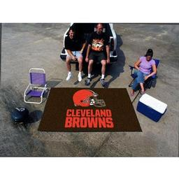Click here to learn more about the Cleveland Browns Ulti-Mat 5''x8''.