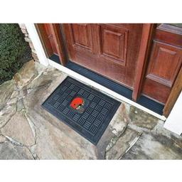 Click here to learn more about the Cleveland Browns Medallion Door Mat.