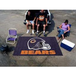 Click here to learn more about the Chicago Bears Ulti-Mat 5''x8''.