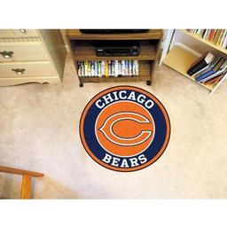 Click here to learn more about the Chicago Bears Roundel Mat.