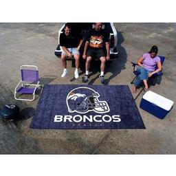 Click here to learn more about the Denver Broncos Ulti-Mat 5''x8''.