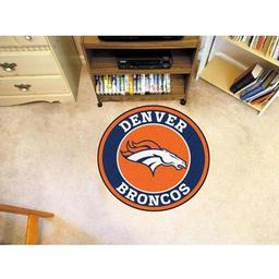 Click here to learn more about the Denver Broncos Roundel Mat.