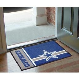 "Click here to learn more about the Dallas Cowboys Uniform Inspired Starter Rug 20""x30""."