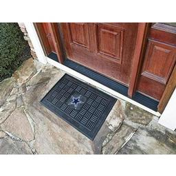 Click here to learn more about the Dallas Cowboys Medallion Door Mat.
