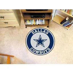 Click here to learn more about the Dallas Cowboys Roundel Mat.