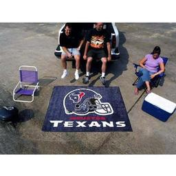 Click here to learn more about the Houston Texans Tailgater Rug 5''x6''.
