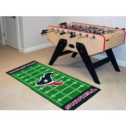 "Click here to learn more about the Houston Texans Runner 30""x72""."