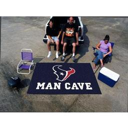 Click here to learn more about the Houston Texans Man Cave UltiMat Rug 5''x8''.