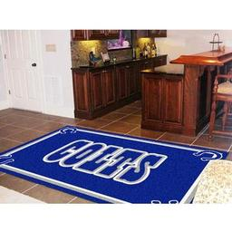Click here to learn more about the Indianapolis Colts Rug 5''x8''.