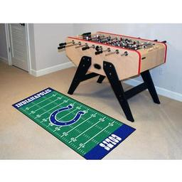 "Click here to learn more about the Indianapolis Colts Runner 30""x72""."