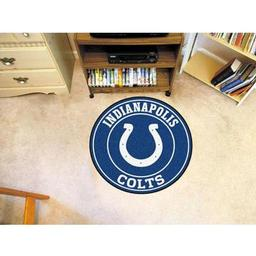 Click here to learn more about the Indianapolis Colts Roundel Mat.
