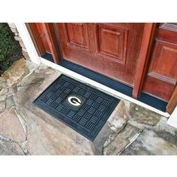 Click here to learn more about the Green Bay Packers Medallion Door Mat.