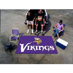 Click here to learn more about the Minnesota Vikings Ulti-Mat 5''x8''.