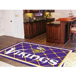 Click here to learn more about the Minnesota Vikings Rug 5''x8''.