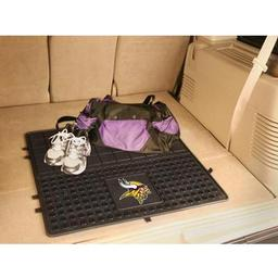 Click here to learn more about the Minnesota Vikings Heavy Duty Vinyl Cargo Mat.